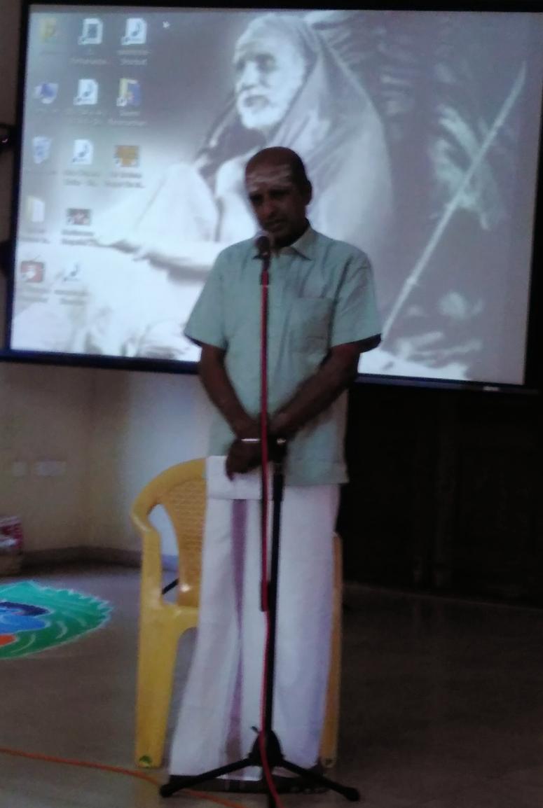 Anusham Speech by Sankar